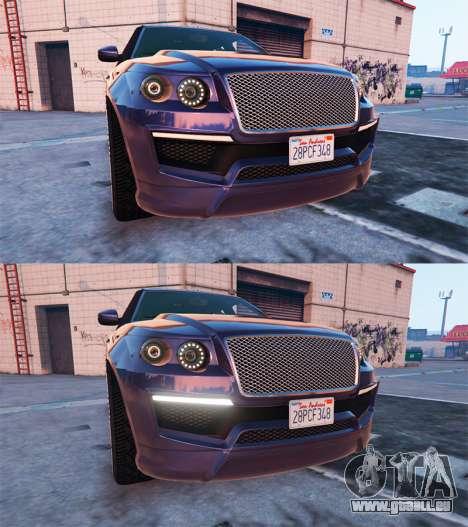 GTA 5 La conduite deuxième capture d'écran