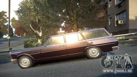 GTA III Perennial High Poly für GTA 4 linke Ansicht