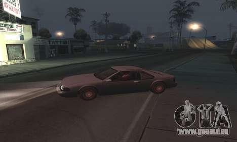 Beautiful ENB + Colormod 1.3 für GTA San Andreas fünften Screenshot