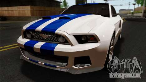 Ford Shelby 2014 pour GTA San Andreas