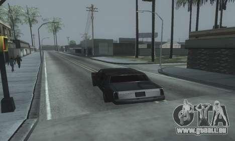 Beautiful ENB + Colormod 1.3 für GTA San Andreas siebten Screenshot