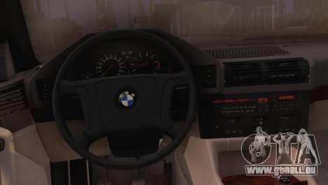 BMW 525i E34 2.0 für GTA San Andreas rechten Ansicht
