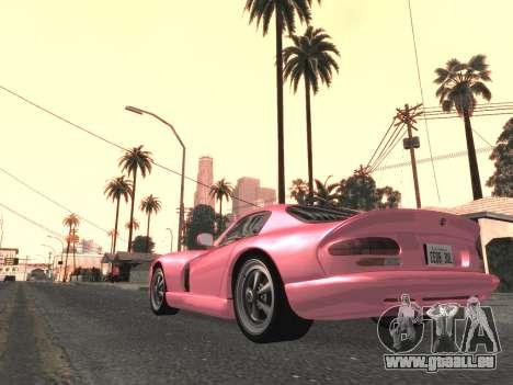 Belle Finale ColorMod pour GTA San Andreas huitième écran