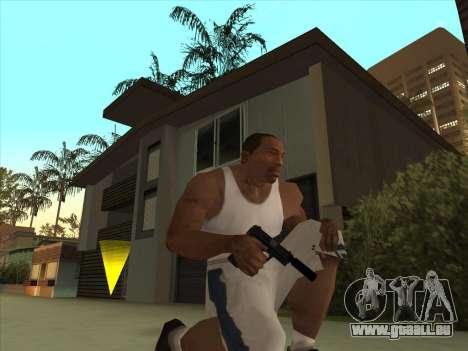 Große russische Waffen für GTA San Andreas