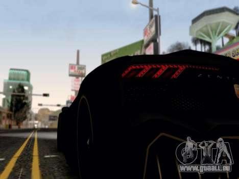 ENB pour les moyennes PC par WD pour GTA San Andreas quatrième écran