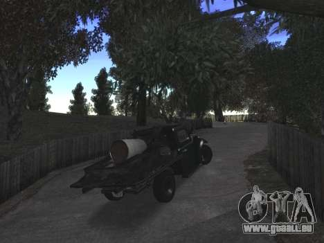 Schönes Finale ColorMod für GTA San Andreas elften Screenshot