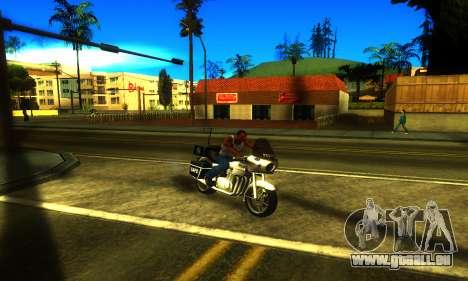 ENB 1.5 & Wonder Timecyc pour GTA San Andreas