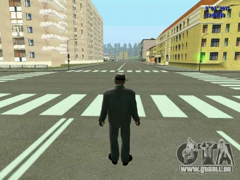 Khrouchtchev Nikita Sergueïevitch pour GTA San Andreas quatrième écran