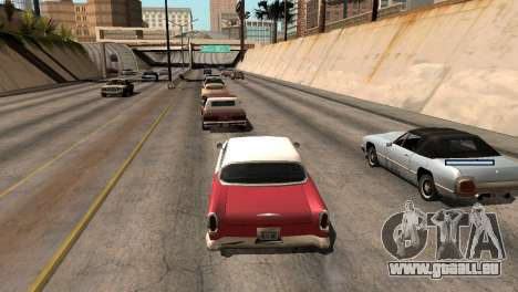Neue Schatten ohne FPS für GTA San Andreas siebten Screenshot