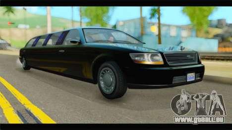 GTA 5 Dundreary Stretch IVF für GTA San Andreas