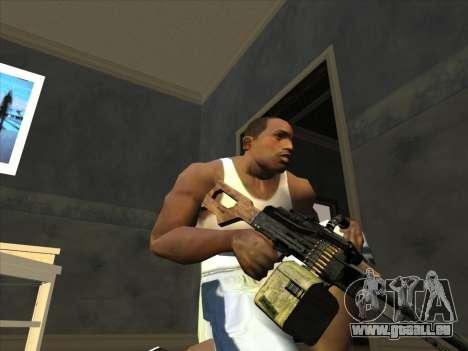 PCM de Battlefield 2 pour GTA San Andreas troisième écran