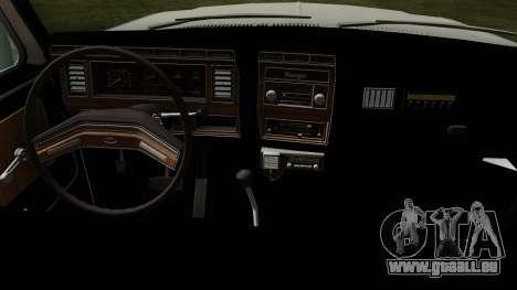Ford F-150 1982 Final für GTA San Andreas rechten Ansicht