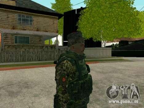 Kuban Cossack pour GTA San Andreas sixième écran