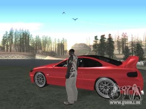 Belle Finale ColorMod pour GTA San Andreas quatrième écran
