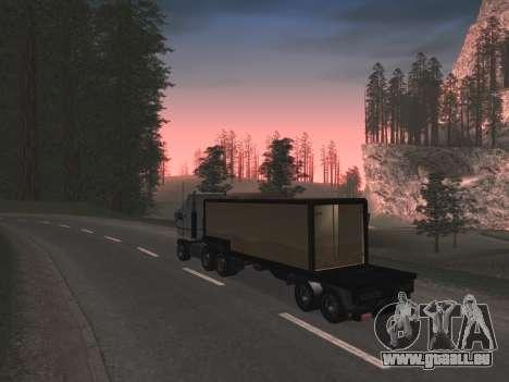 Belle Finale ColorMod pour GTA San Andreas douzième écran