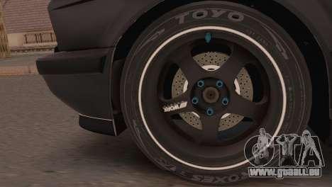 BMW 525i E34 2.0 für GTA San Andreas zurück linke Ansicht