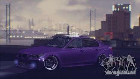 Real Live ENB pour GTA San Andreas quatrième écran