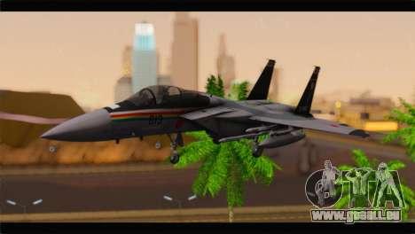 F-15J Hyakuri Air Base 30th Anniversary pour GTA San Andreas