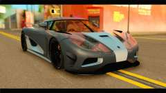 Koenigsegg Agera R 2011 Stock Version