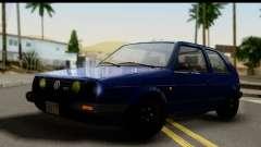 Volkswagen Golf Mk2