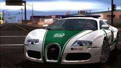 Bugatti Veyron 16.4 La Police De Dubaï 2009