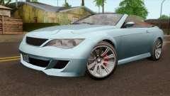 GTA 5 Ubermacht Zion XS Cabrio IVF