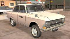 Moskvitch 412 Cabine