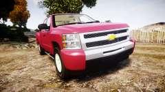 Chevrolet Silverado 1500 LT Extended Cab wheels1