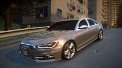 Audi S6 v1.0 2013 pour GTA 4