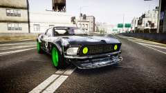 Ford Mustang 1965 Gymkhana 7 Ken Block