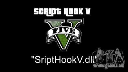 Script Hook V für GTA 5