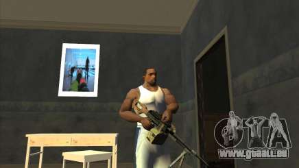 PCM aus Battlefield 2 für GTA San Andreas
