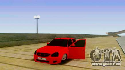 VAZ 2170 LE БПАN pour GTA San Andreas