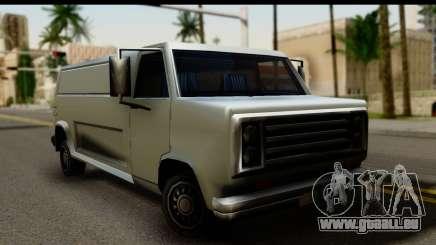 Burney Van pour GTA San Andreas