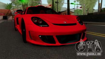 Gemballa Mirage GT v3 Windows Down für GTA San Andreas