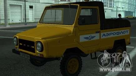 LuAZ-2403 Aeroflot für GTA San Andreas