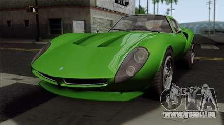 GTA 5 Grotti Stinger GT v2 SA Mobile für GTA San Andreas