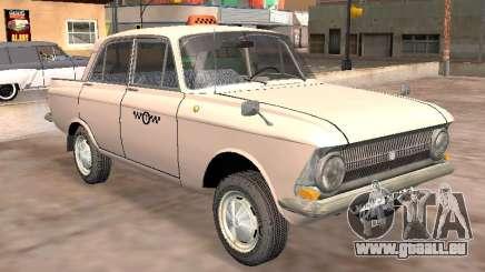 Moskwitsch 412 Cab für GTA San Andreas