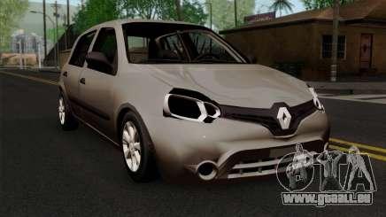 Renault Clio Mio 5P für GTA San Andreas