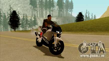 NRG-500 Winged Edition V.2 pour GTA San Andreas