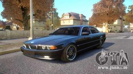 BMW 750i e38 1994 Final pour GTA 4