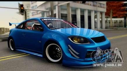 Chevrolet Cobalt SS Mio Itasha pour GTA San Andreas