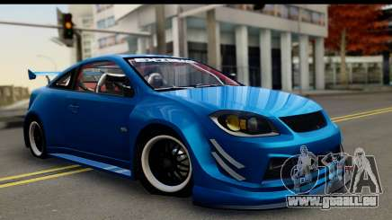 Chevrolet Cobalt SS Mio Itasha für GTA San Andreas