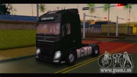 Volvo FH4 pour GTA San Andreas