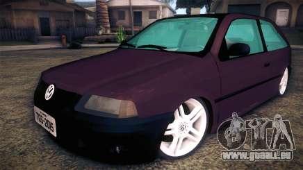 Volkswagen Gol GTI für GTA San Andreas
