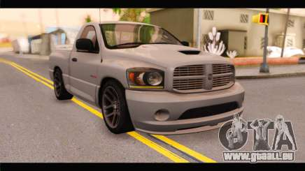 Dodge Ram SRT10 2006 Stock für GTA San Andreas