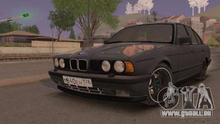 BMW 525i E34 2.0 pour GTA San Andreas