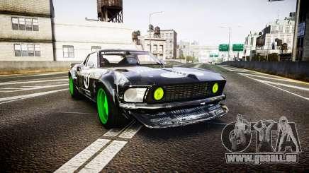 Ford Mustang 1965 Gymkhana 7 Ken Block pour GTA 4