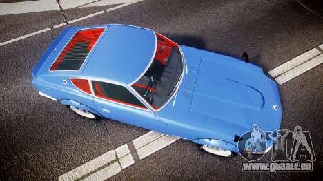 Nissan Fairlady Devil Z pour GTA 4 est un droit