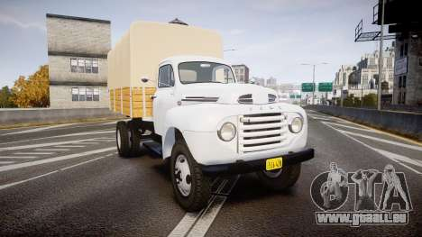 Ford F-6 1949 4WD pour GTA 4